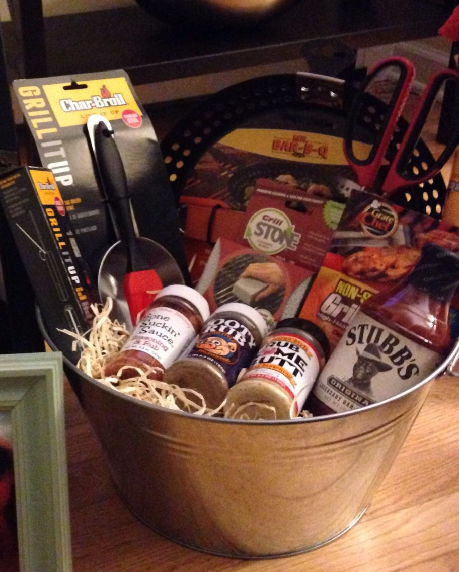 Best ideas about Grilling Gift Basket Ideas . Save or Pin BBQ grill t basket Basket Case Pinterest Now.