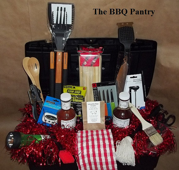 Best ideas about Grilling Gift Basket Ideas . Save or Pin Gift Basket Ideas Now.