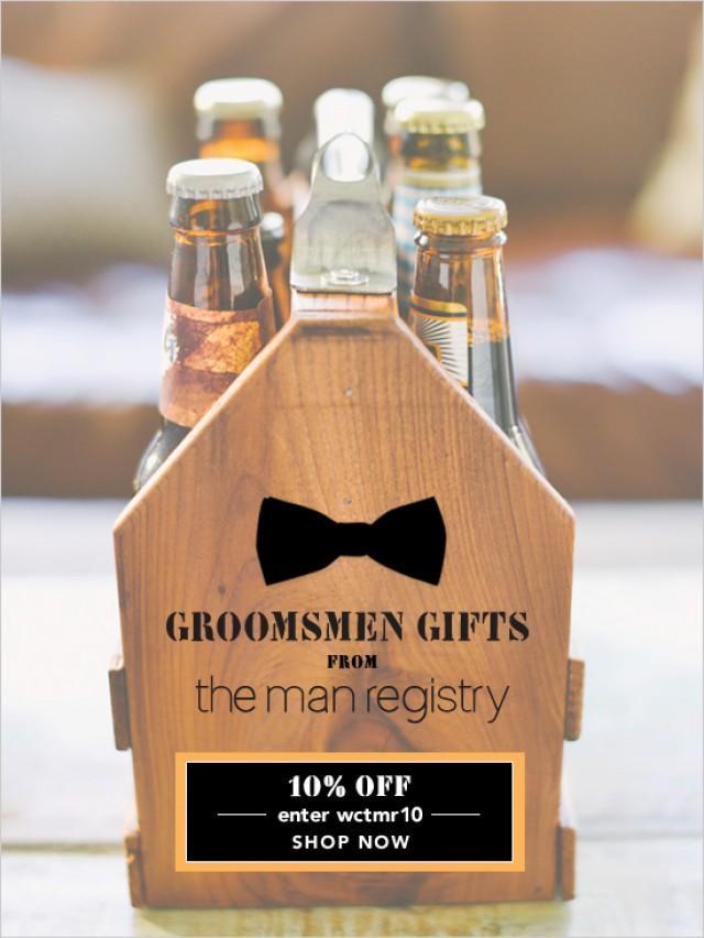 Best ideas about Groom Gift Ideas . Save or Pin Groomsmen Gift Ideas Weddbook Now.