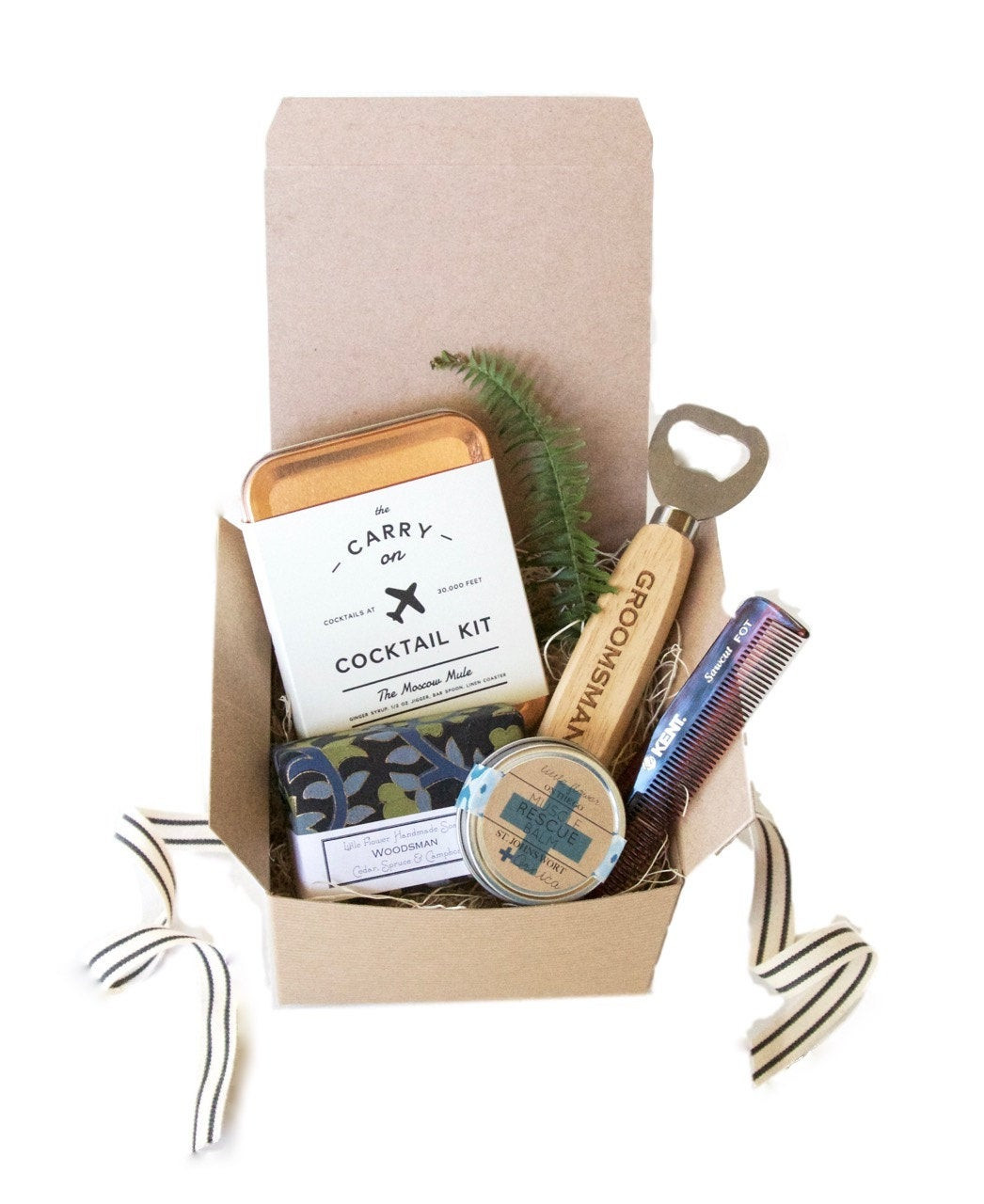 Best ideas about Groom Gift Ideas . Save or Pin Groomsman Gift Groomsmen t ideas by LittleFlowerSoapCo Now.
