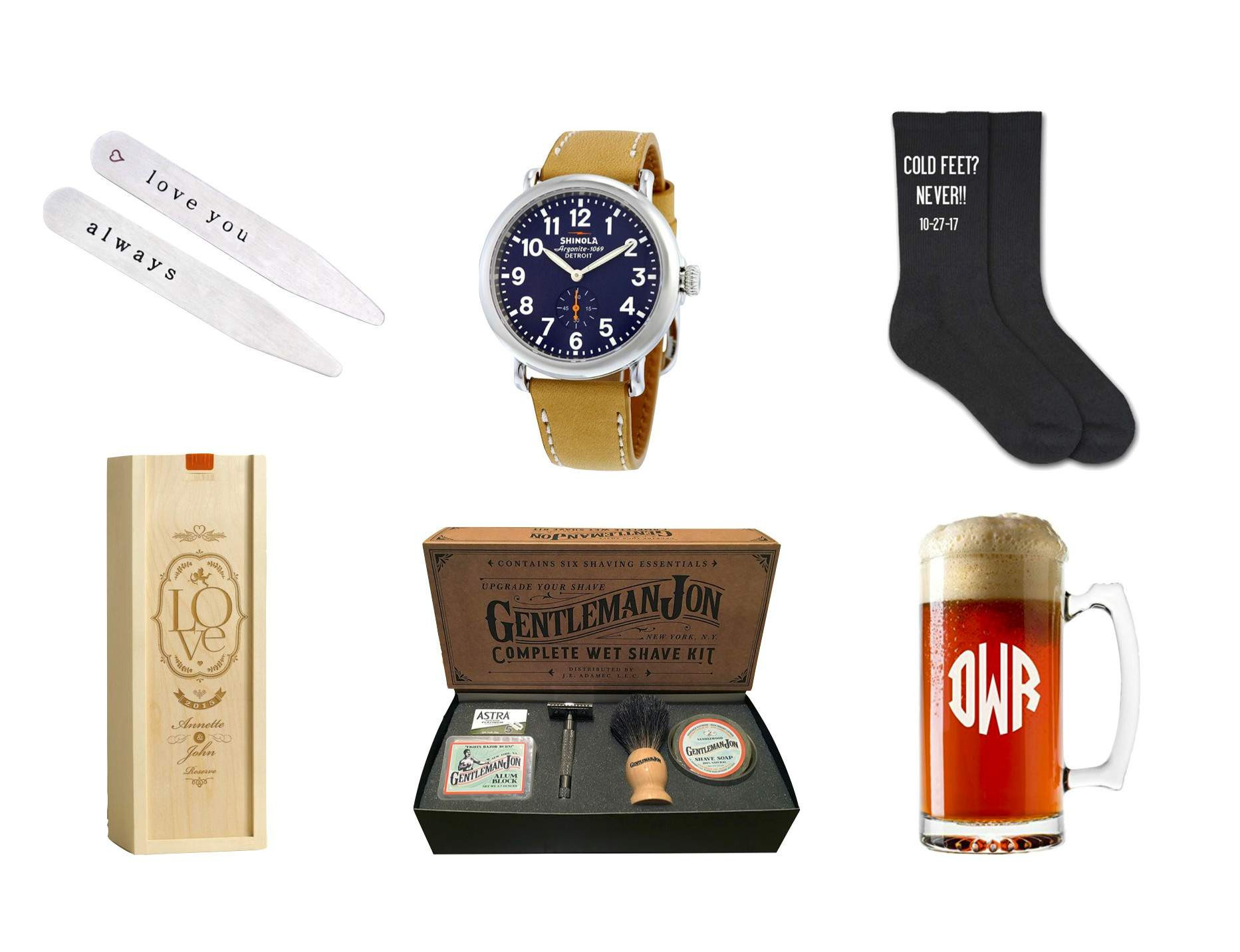 Best ideas about Groom To Bride Wedding Gift Ideas . Save or Pin Best Wedding Day Gift Ideas From the Bride to the Groom Now.