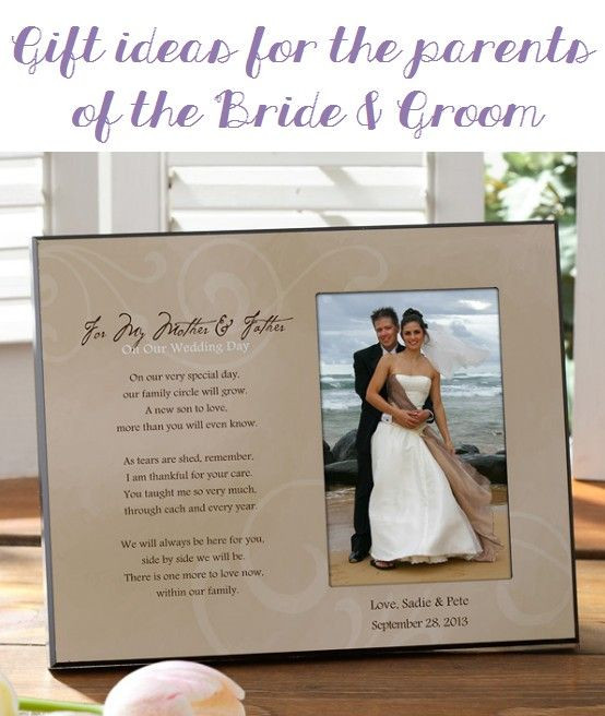 Best ideas about Groom To Bride Wedding Gift Ideas . Save or Pin This site has the best t ideas for parents of the bride Now.