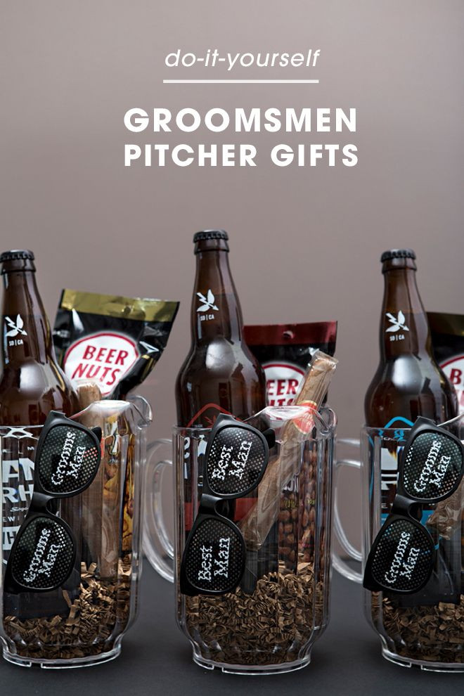 Best ideas about Grooms Gift Ideas . Save or Pin Best 25 Ask groomsmen ideas on Pinterest Now.