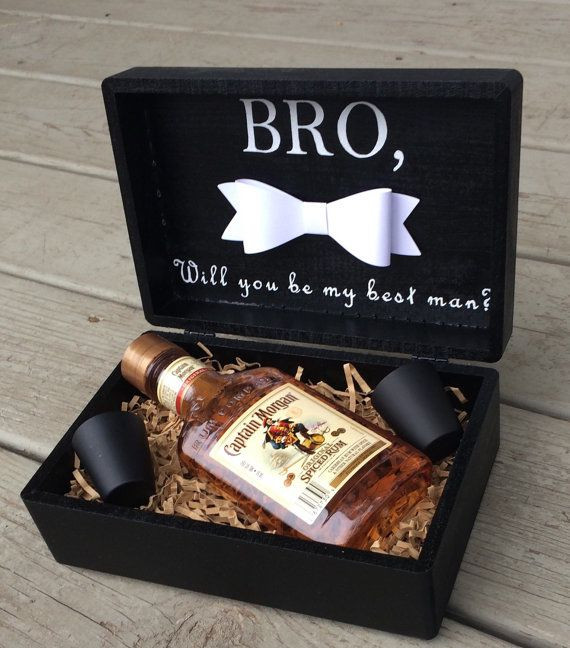 Best ideas about Groomsmen Gift Box Ideas . Save or Pin Best Man Groomsmen Gift Box Best Man Box Groomsman Box Now.