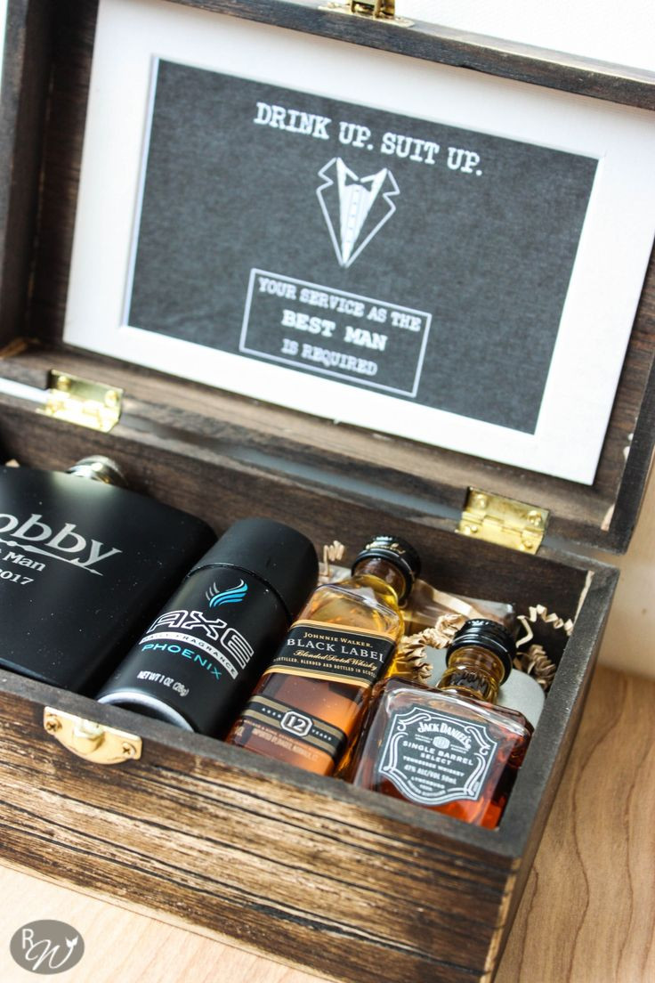 Best ideas about Groomsmen Gift Box Ideas . Save or Pin 17 Best ideas about Groomsmen Boxes on Pinterest Now.