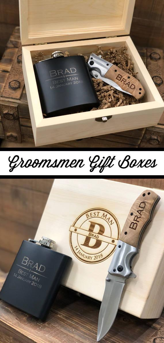 Best ideas about Groomsmen Gift Box Ideas . Save or Pin Groomsmen Gift Set Groomsman Gift Box Groomsmen Gift Box Now.