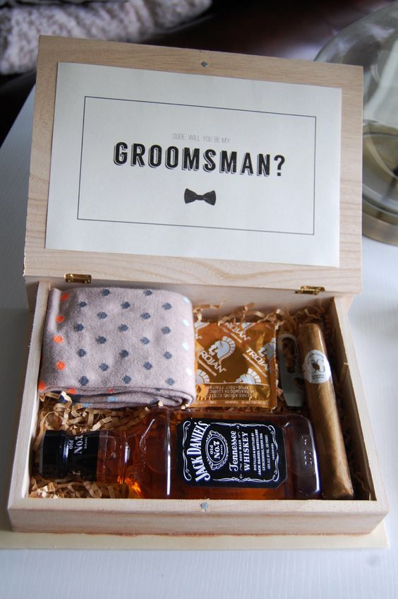 Best ideas about Groomsmen Gift Box Ideas . Save or Pin Groomsmen The o jays and Scotch on Pinterest Now.