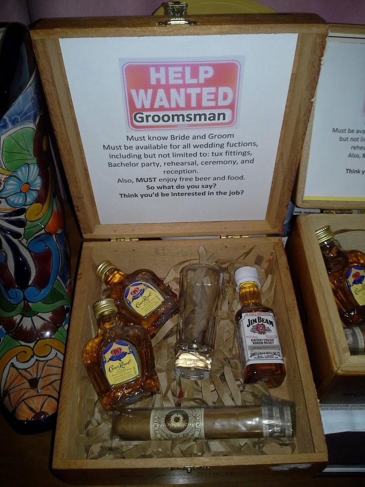 Best ideas about Groomsmen Gift Box Ideas . Save or Pin Best 25 Groomsmen boxes ideas on Pinterest Now.