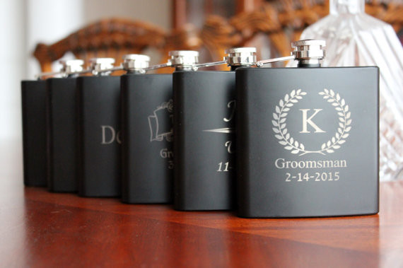Best ideas about Groomsmen Wedding Gift Ideas . Save or Pin 5 Clever Ideas for Groomsmen Gifts WeddingMix Blog Now.