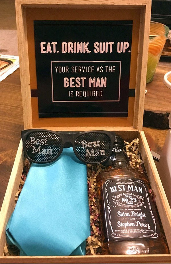 Best ideas about Groomsmen Wedding Gift Ideas . Save or Pin Top 12 Groomsmen Gift Ideas We Love Oh Best Day Ever Now.