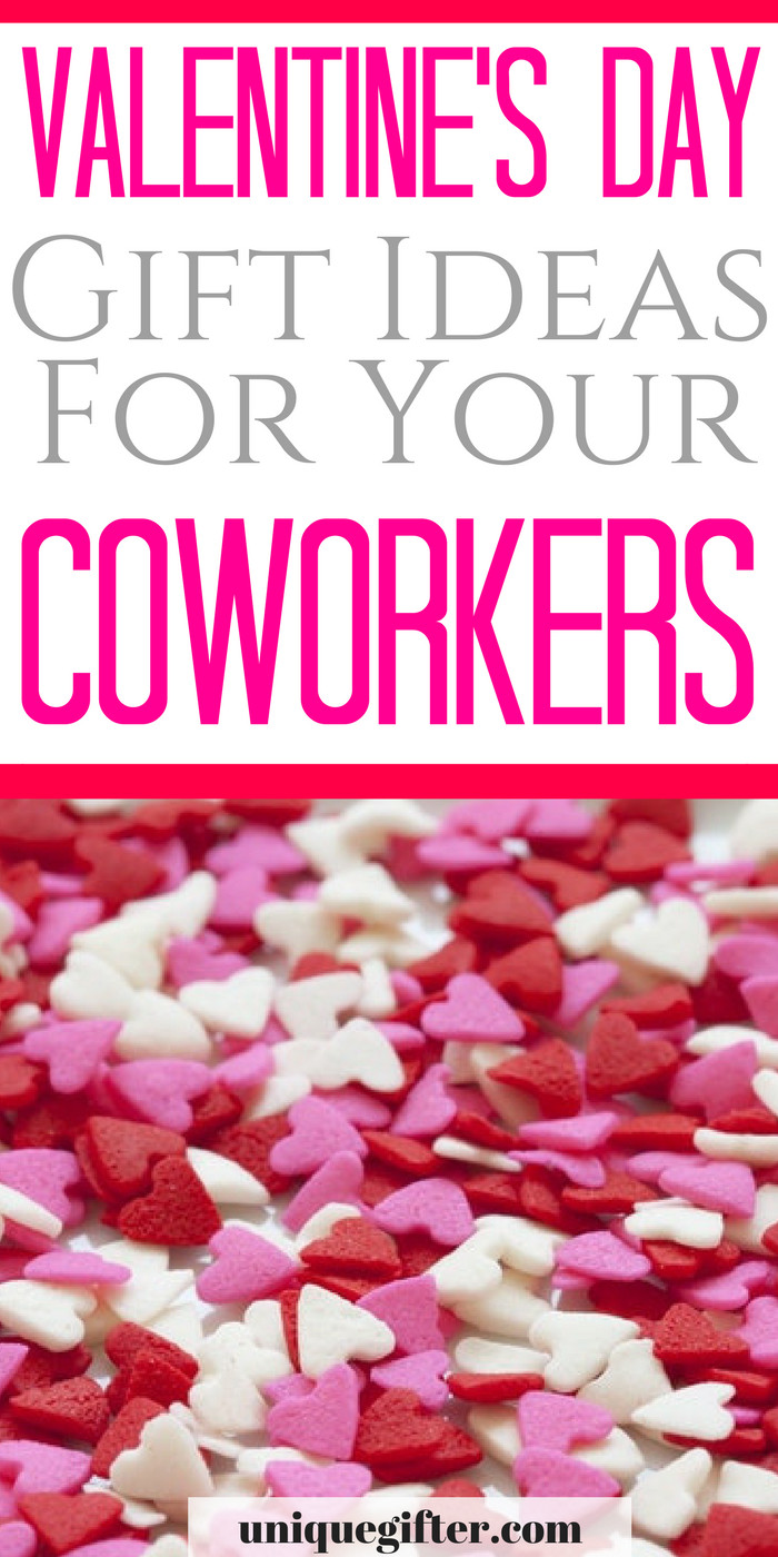 Best ideas about Group Gift Ideas For Coworkers . Save or Pin 20 Valentine's Day Gift Ideas for Coworkers Unique Gifter Now.