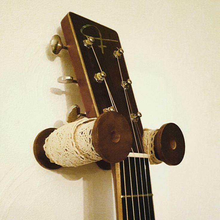 Best ideas about Guitar Wall Hanger DIY . Save or Pin Best 25 Guitar hanger ideas on Pinterest Now.