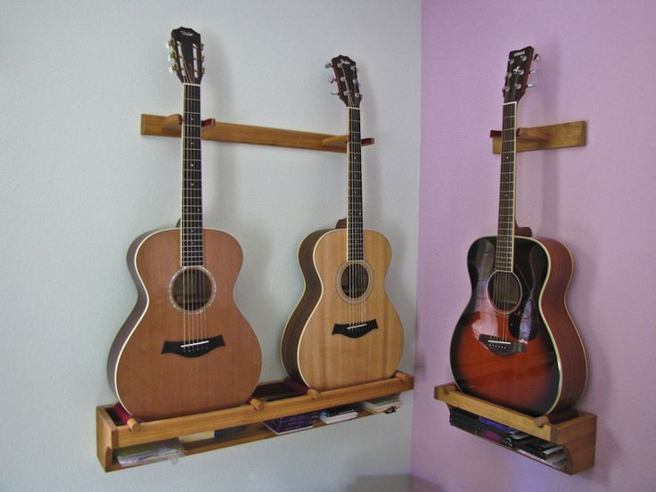 Best ideas about Guitar Wall Hanger DIY . Save or Pin 25 best ideas about Guitar Wall Hanger on Pinterest Now.