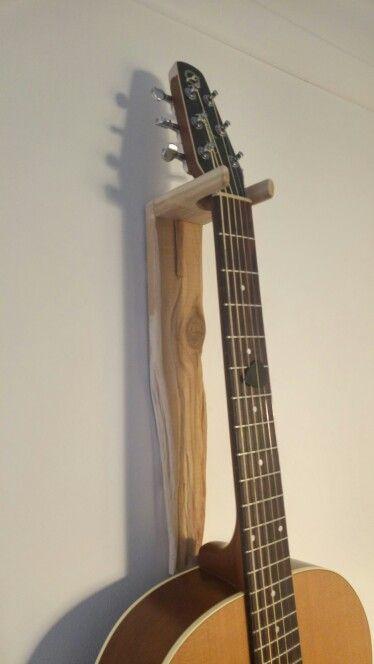 Best ideas about Guitar Wall Hanger DIY . Save or Pin 1000 ideas about Guitar Hanger on Pinterest Now.