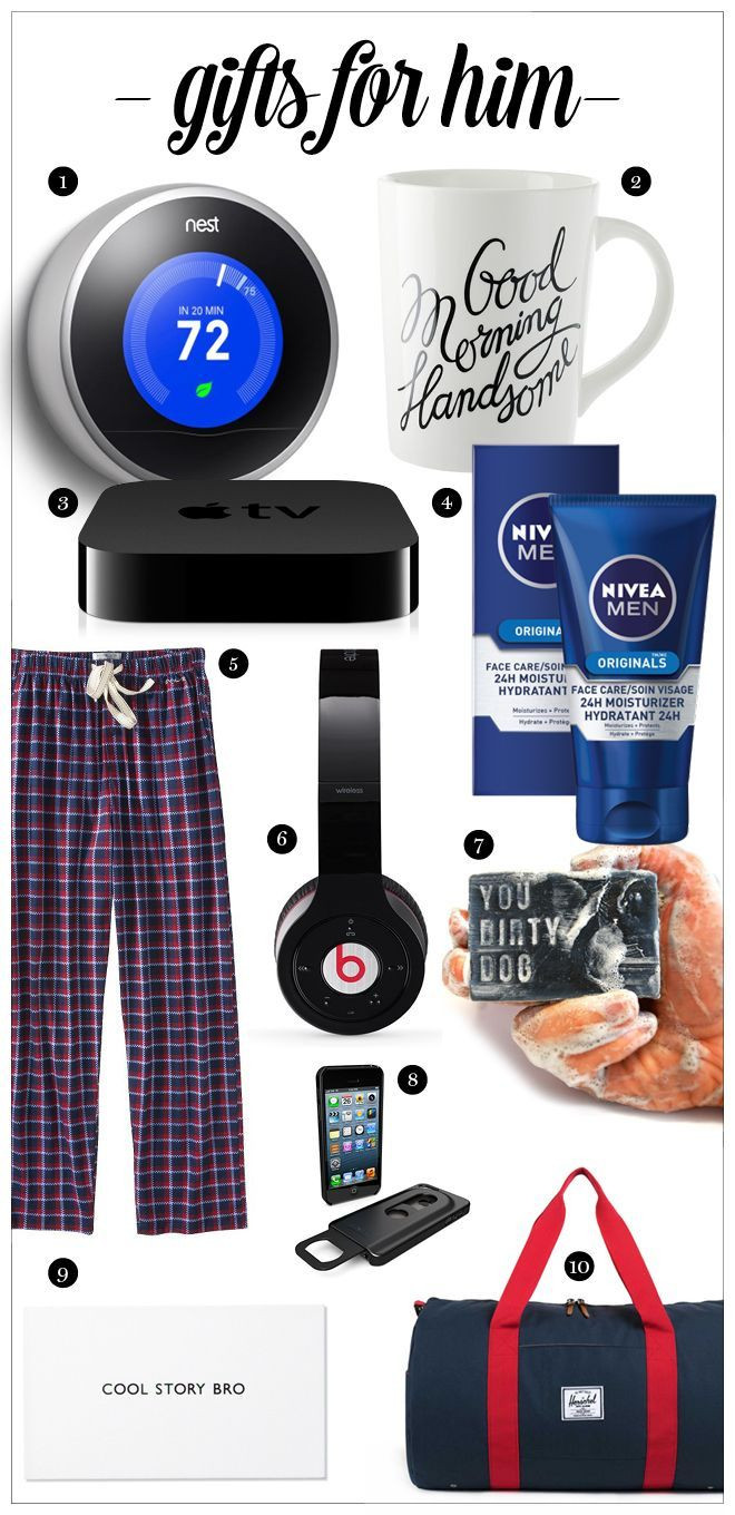 Best ideas about Guy Gift Ideas . Save or Pin 17 Best ideas about Men Gifts on Pinterest Now.