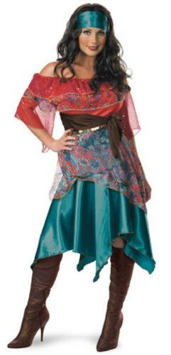 Best ideas about Gypsy DIY Costume . Save or Pin 21 best images about costume ideas on Pinterest Now.