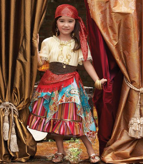 Best ideas about Gypsy DIY Costume . Save or Pin 240 best Holidays costumes accessories & makeup images on Now.