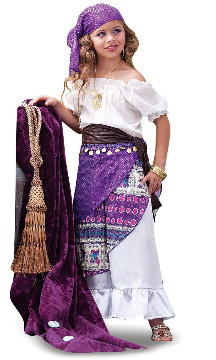Best ideas about Gypsy DIY Costume . Save or Pin 17 best Gypsy images on Pinterest Now.