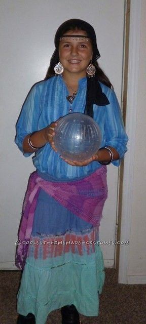 Best ideas about Gypsy DIY Costume . Save or Pin 184 best Last Minute Costume Ideas images on Pinterest Now.