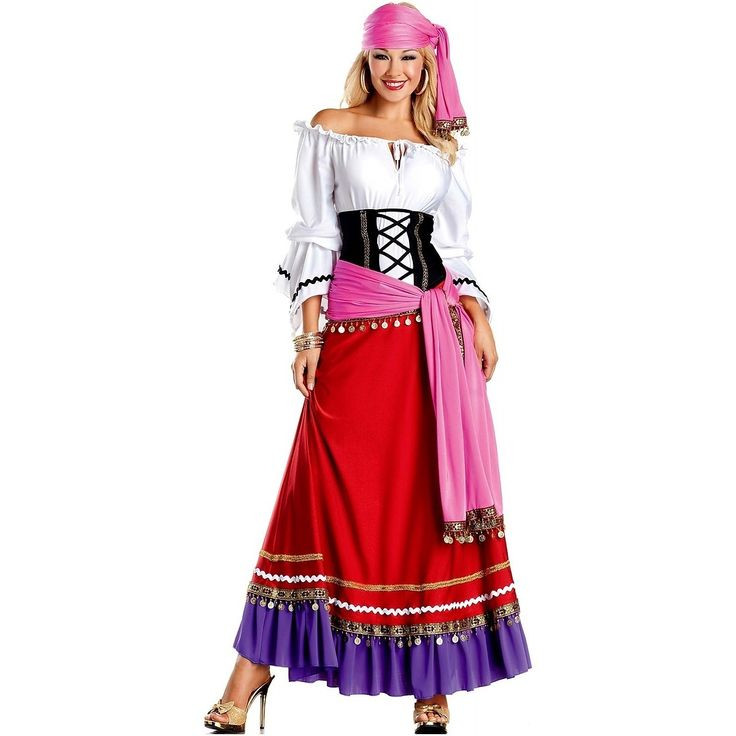 Best ideas about Gypsy DIY Costume . Save or Pin DIY Halloween Costumes Using Everyday Pieces Now.