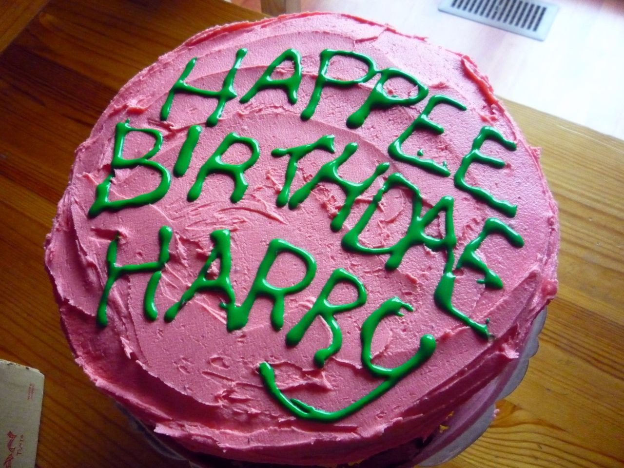 Best ideas about Hagrid Birthday Cake . Save or Pin Harry Potter Inspired Hagrid s Birthday Cake Now.