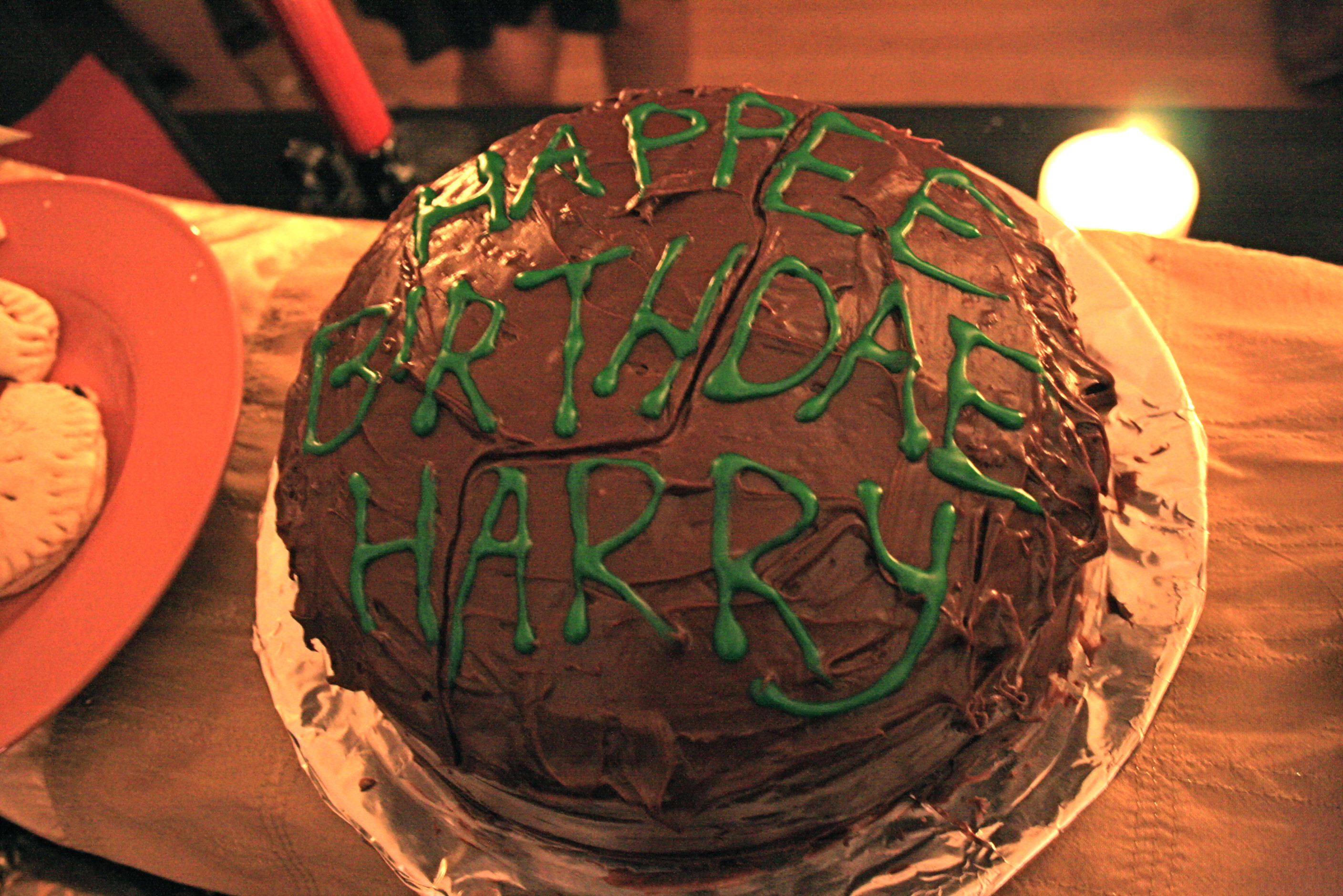 Best ideas about Hagrid Birthday Cake . Save or Pin party Now.