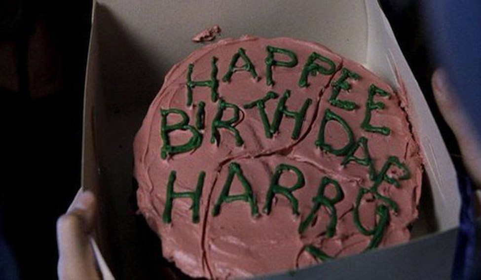 Best ideas about Hagrid Birthday Cake . Save or Pin Tickling our taste buds the wizarding way Now.