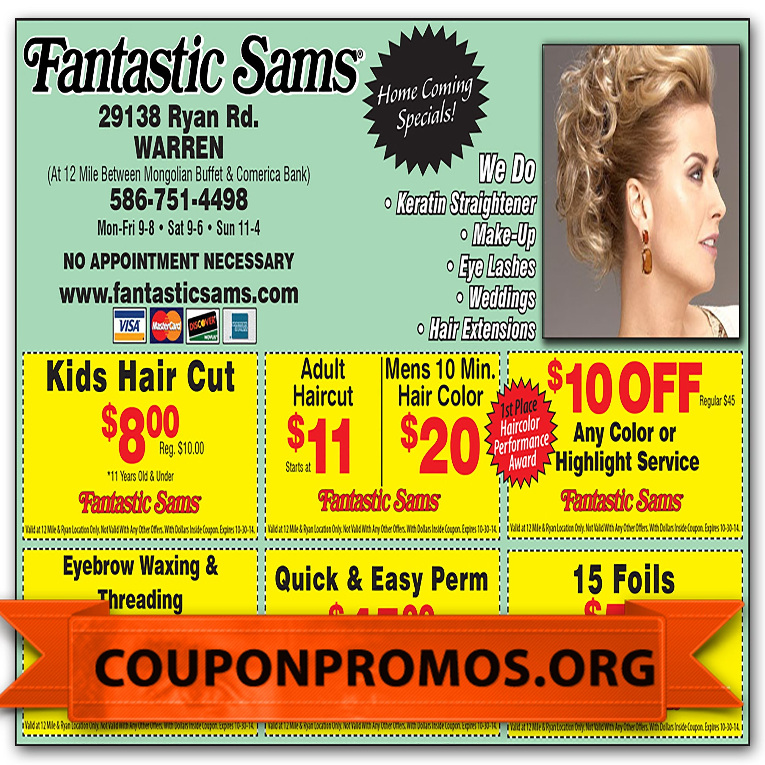 Best ideas about Hair Cut Coupons . Save or Pin Fantastic Sams Printable Coupons 2016 Best Printable Ideas Now.