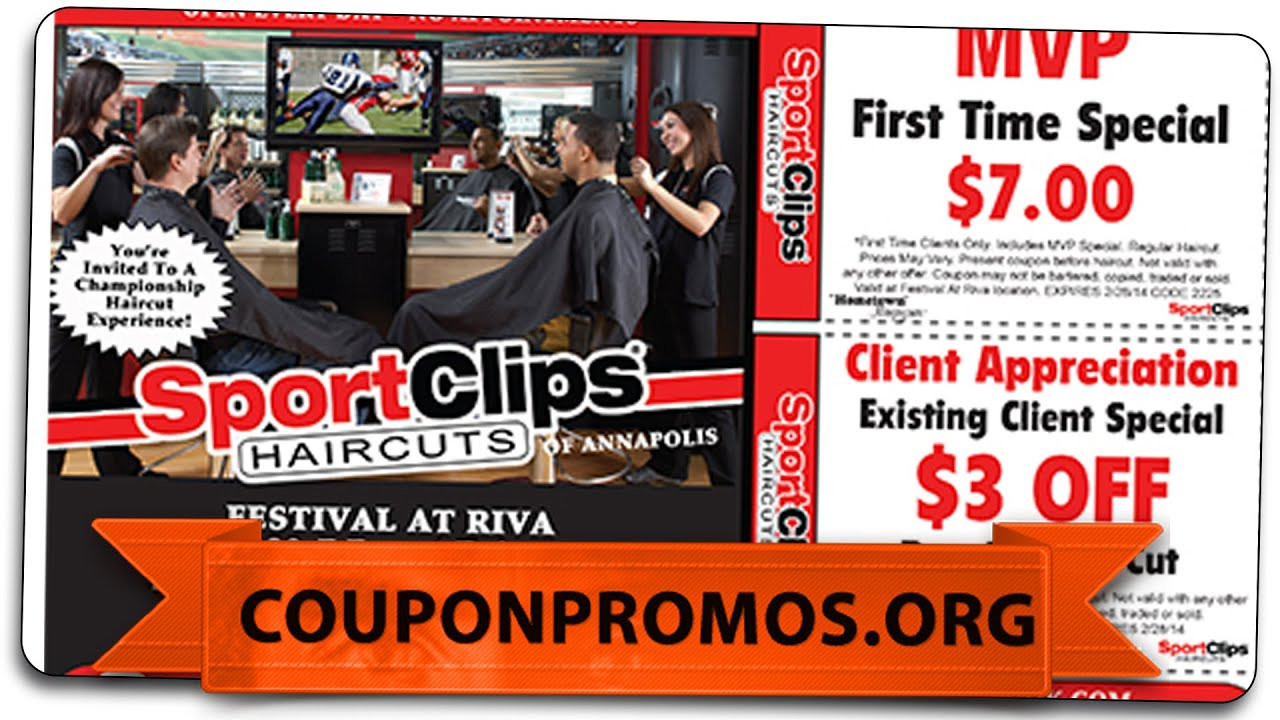 Best ideas about Hair Cut Coupons . Save or Pin Sports Clips Coupon Get it Free Haircut 2015 Now.