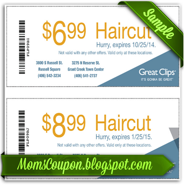 Best ideas about Hair Cut Coupons . Save or Pin Use Free Printable Great Clips Coupons for big discounts Now.