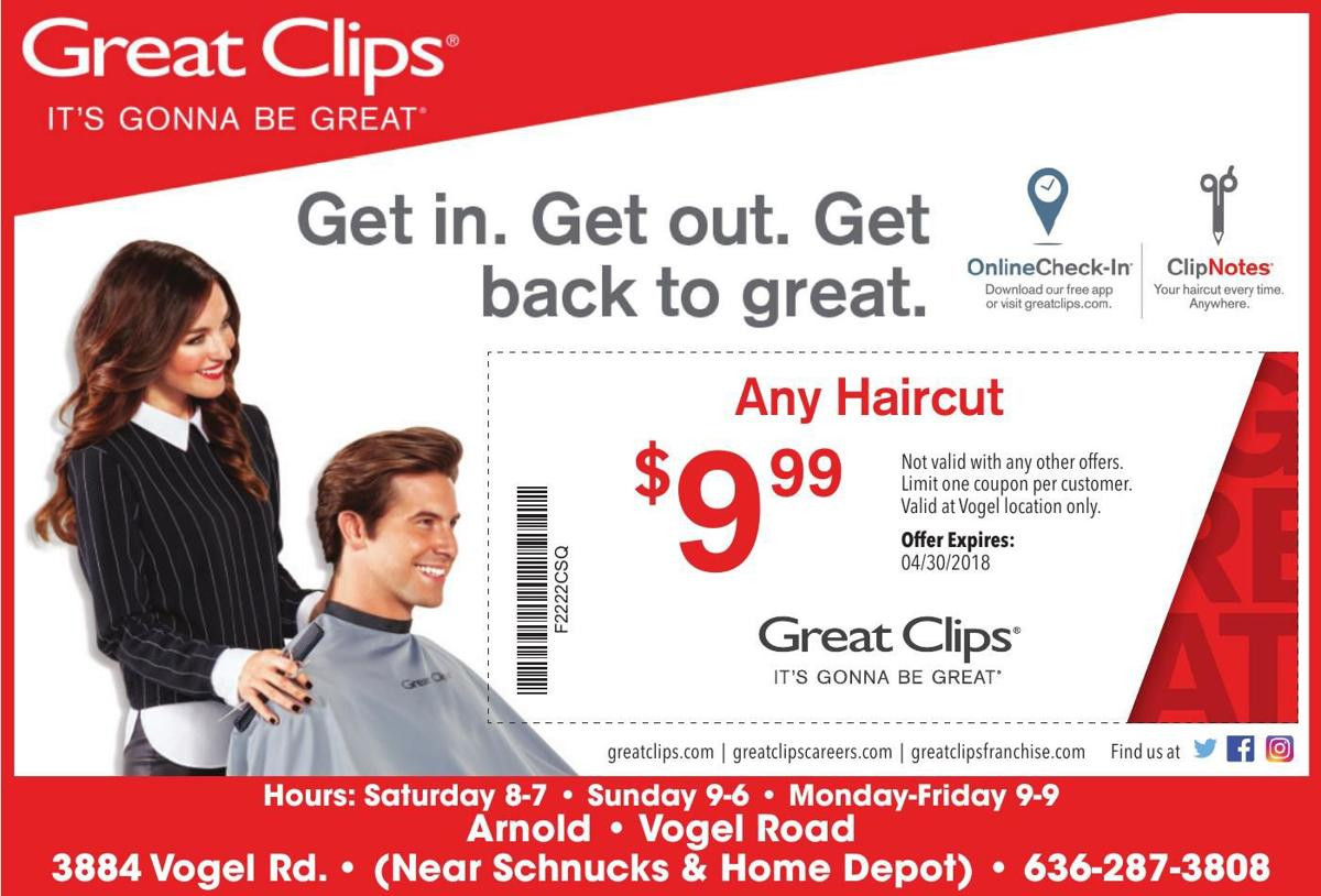 Best ideas about Hair Cut Coupons . Save or Pin Great Clips Coupons & fers Now.