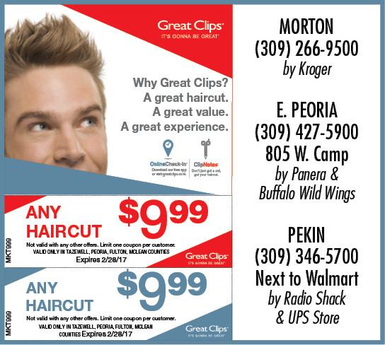 Best ideas about Hair Cut Coupons . Save or Pin Great clips coupon 7 99 haircut Letter table decor Now.