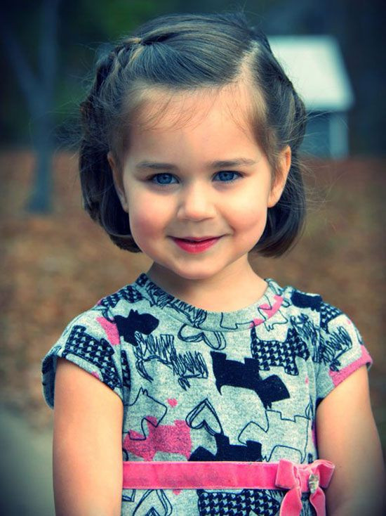 Best ideas about Hair Cut For Kids . Save or Pin cute kid haircuts for girls Now.