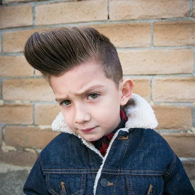 Best ideas about Hair Cut For Kids . Save or Pin 9 Trendy Kids' Haircuts That You'll Want Too Now.