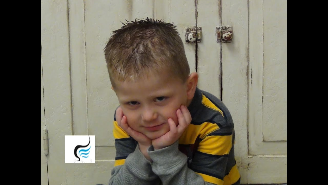Best ideas about Hair Cut For Kids . Save or Pin How to Cut Little Boys Haircuts and Kids Hairstyles Now.