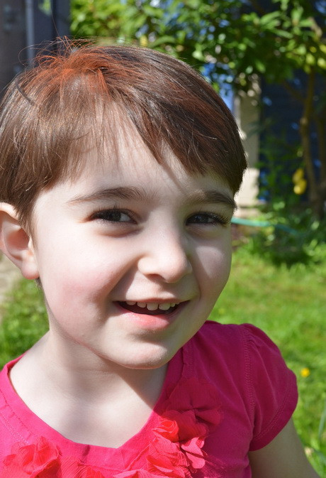 Best ideas about Hair Cut For Kids . Save or Pin Kids pixie haircut Now.