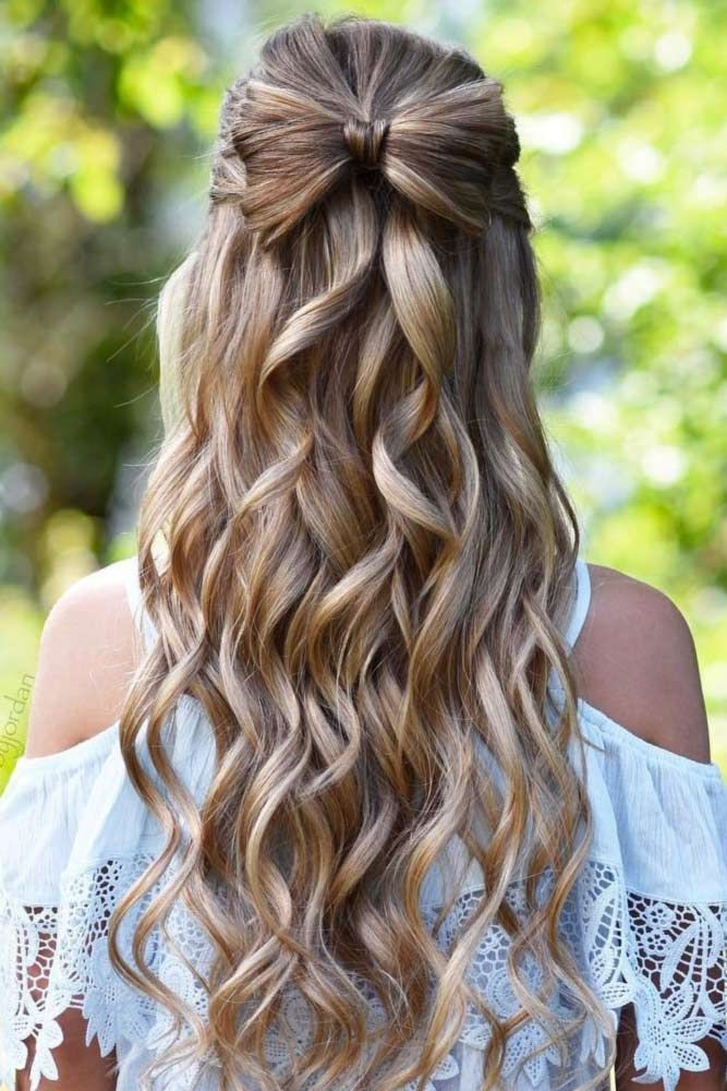 Best ideas about Hair Down Prom Hairstyles . Save or Pin Best 25 Prom hairstyles down ideas on Pinterest Now.