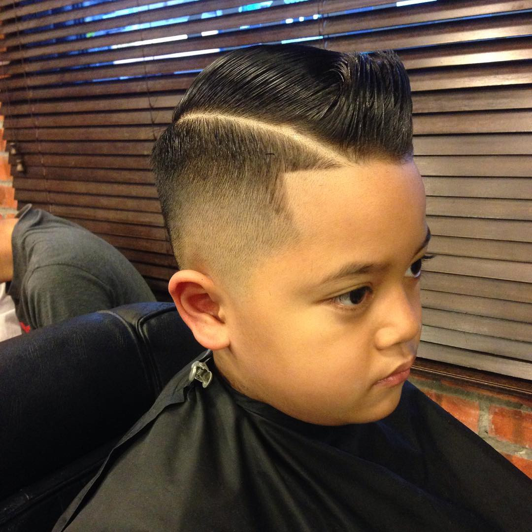 Best ideas about Haircuts Designs For Boys . Save or Pin 27 Male Taper Haircut Designs Hairstyles Now.
