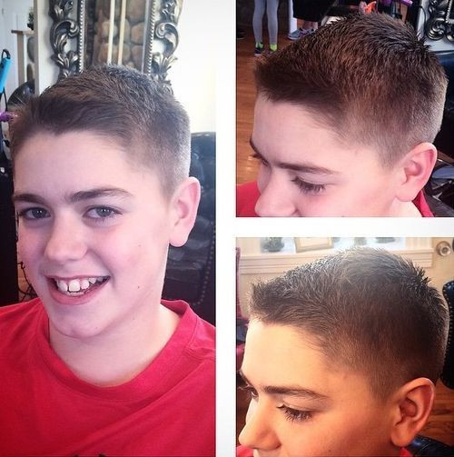 Best ideas about Haircuts For 12 Year Olds Boys . Save or Pin 50 Superior Hairstyles and Haircuts for Teenage Guys in 2017 Now.