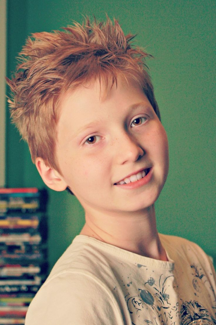 Best ideas about Haircuts For 12 Year Olds Boys . Save or Pin 10 Year Old School Haircut 2017 Now.