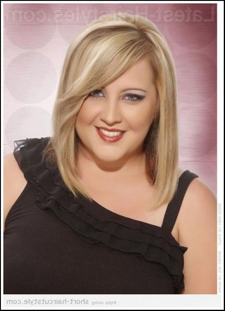 Best ideas about Haircuts For Fat Girls . Save or Pin Short Hairstyles For Fat Faces And Double Chins Now.