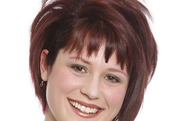 Best ideas about Haircuts For Fat Girls . Save or Pin Cute Hairstyles for Fat Faces Women Now.