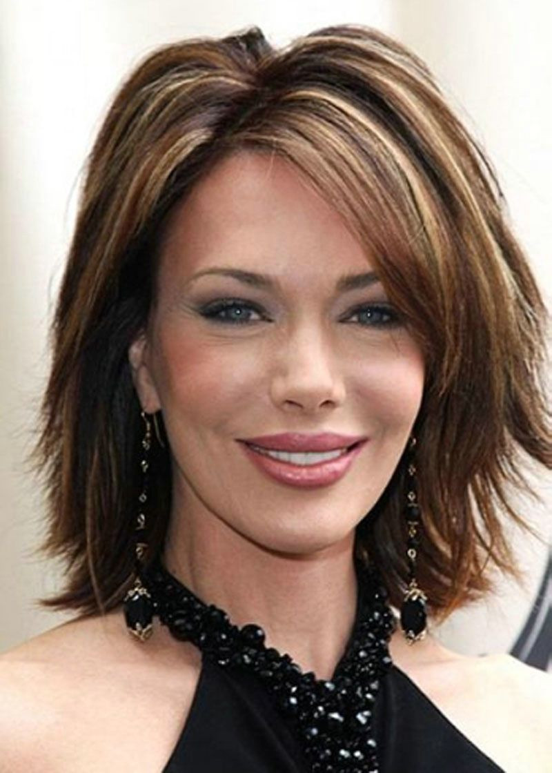 Best ideas about Haircuts For Females . Save or Pin 25 Stylish Hairstyles For Women Over 40 Feed Inspiration Now.