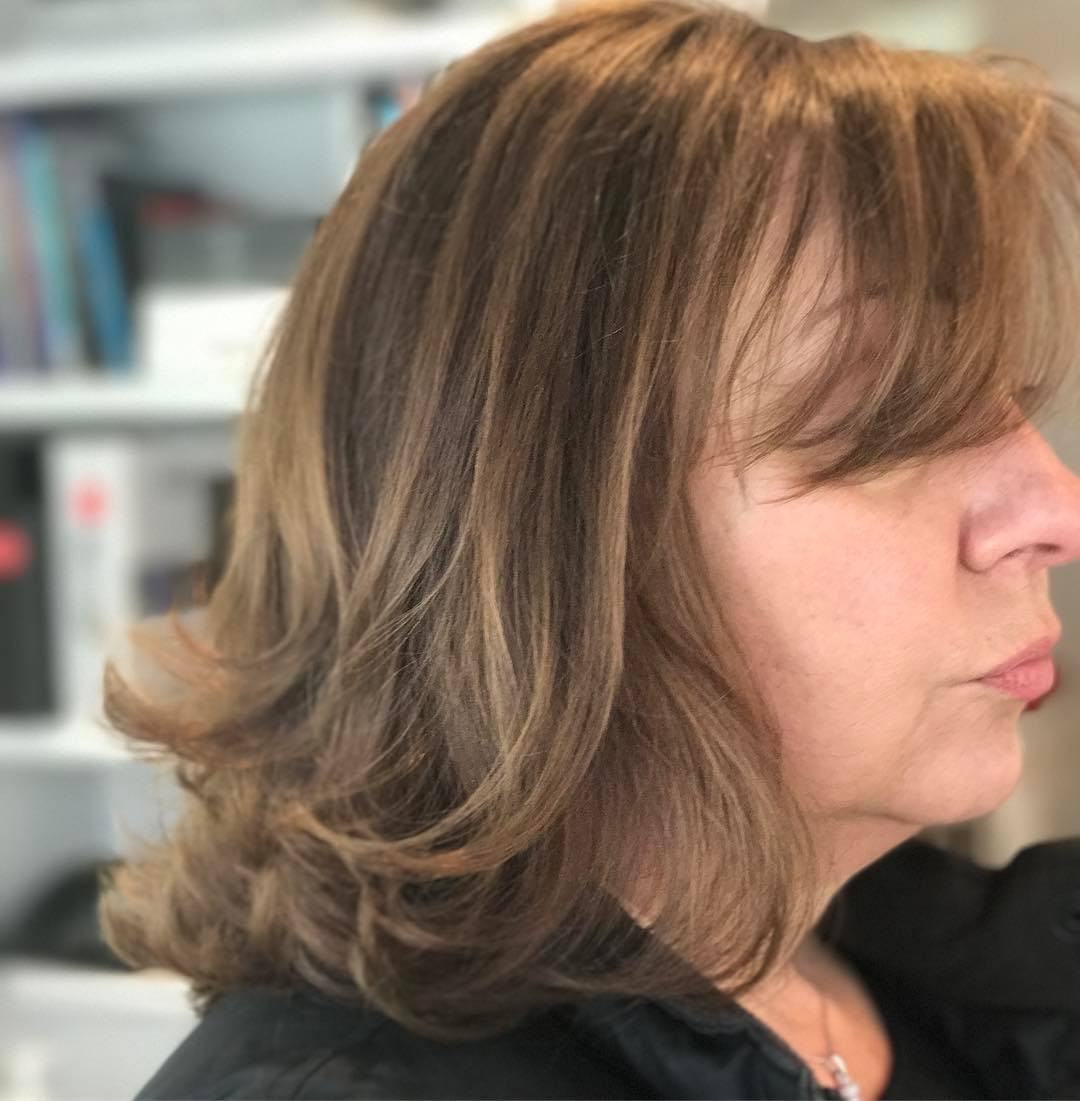 Best ideas about Haircuts For Females . Save or Pin 20 Amazing Hairstyle & Haircut Ideas For Women 50 Now.