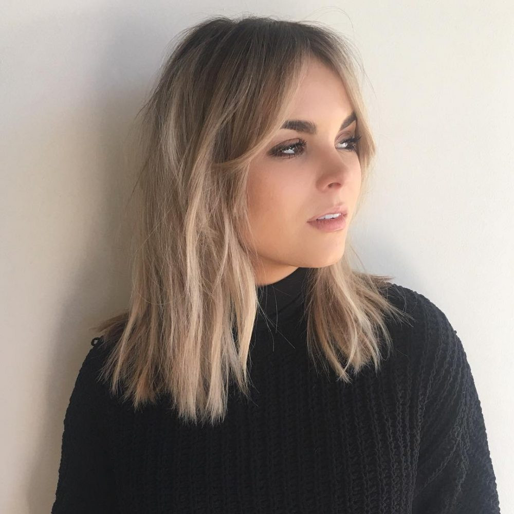 Best ideas about Haircuts For Females . Save or Pin 61 Chic Medium Shag Haircuts for 2019 Now.