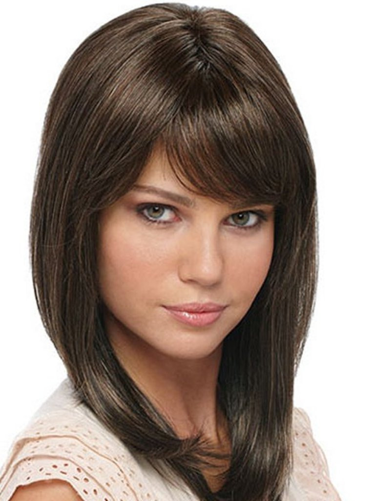 Best ideas about Haircuts For Girls With Medium Hair . Save or Pin 21 Most Popular Medium Haircuts Inspiration Godfather Style Now.