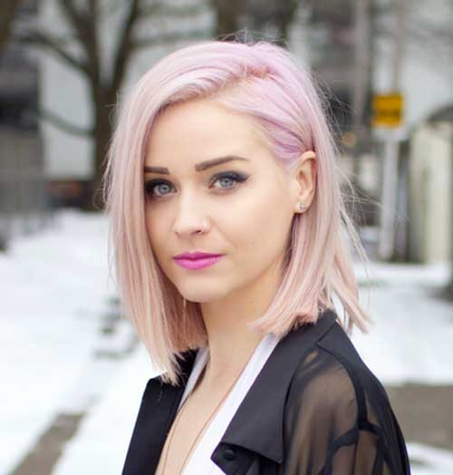 Best ideas about Haircuts For Girls With Medium Hair . Save or Pin 15 Hairstyles for Girls with Short Hair Now.