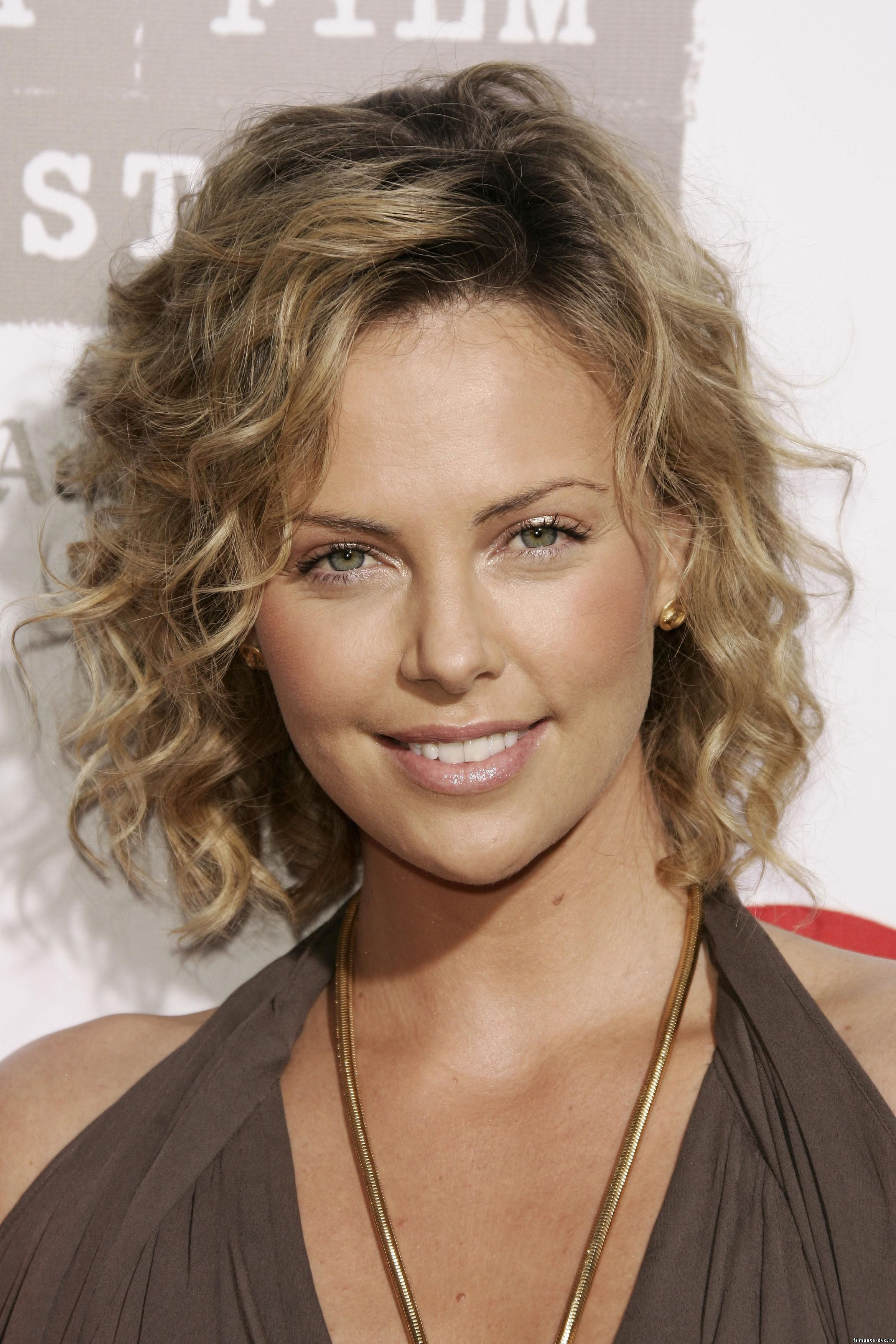 Best ideas about Haircuts For Girls With Medium Hair . Save or Pin 21 Stylish Haircuts For Curly Hair Godfather Style Now.