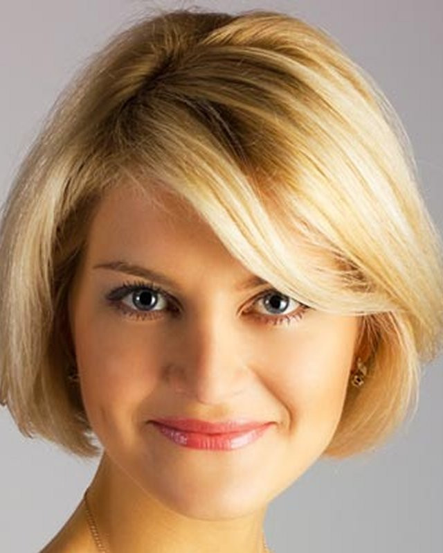 Best ideas about Haircuts For Girls With Thick Hair . Save or Pin Best Short Haircuts for Women with Thick Hair Now.