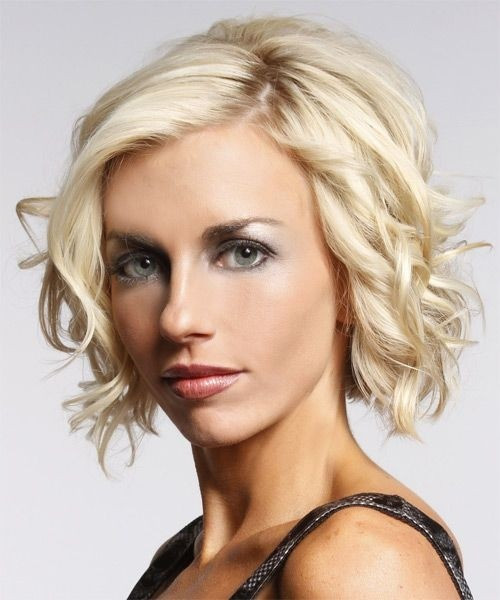 Best ideas about Haircuts For Heart Shaped Faces . Save or Pin 20 Hottest Short Wavy Hairstyles PoPular Haircuts Now.
